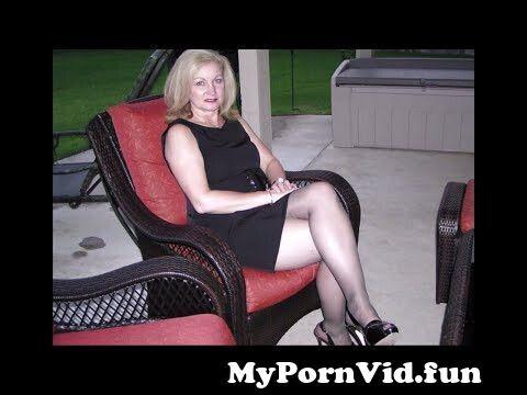 Pantyhose mature video
