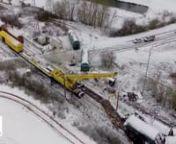 Vidéo de synthèse suite à l'accident ferroviaire survenu au passage à niveau PN49 entre Beuveille (54) et Arrancy-sur-Crusne (55) le jeudi 14 janvier 2016. Un poids-lourd s'étant immobilisé sur le passage à niveau lorsqu'un train de marchandise heureusement vide , venant de Thionville (57) l'a percuté au niveau de l'essieu arrière, et l'a trainé sur une centaine de mètres. Le chauffeur du PL qui a juste eu le temps de sauté de sa cabine (arrachée par le choc et restée sur place), e