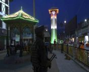 India will celebrate its 75th Independence Day on August 15, 2021. Ahead of the Independence Day, thefamous clock tower at Lal Chowk in Jammu and Kashmir's Srinagar was illuminated in Indian tricolour on Friday. Entire Srinagar was decorated with tricolour a day before 75th Independence Day. Watch this report.
