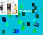 Clink link in Discription below<br/>https://edubooks.site/?book=0451532163<br/><br/>Full Trial Henry David Thoreau reflects on life, politics, and society in these two inspiring masterworks: Walden and Civil Disobedience.In 1845, Thoreau moved to a cabin that he built with his own hands along the shores of Walden Pond in Massachusetts. Shedding the trivial ties that he felt bound much of humanity, Thoreau reaped from the land both physically and mentally, and pursued truth in the quiet of nature. In Walden, he explains how separating oneself from the world of men can truly awaken the sleeping self. Thoreau holds fast to the notion that you have not truly existed until you adopt such a lifestyle--and only then can you reenter society, as an enlightened being.These simple but profound musings--as well as \
