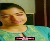Rashmika mandanna lip lock | Geetha gowintham movie | actress cute moments<br/><br/>YouTube channel link : SK VIEWS TAMIL