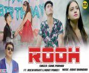 Puranima Parmar & Sunil Parmar Official Presents ROOH : Love Till Last <br/>Breath (!ह : %यार आ*खर, सांस तक), Music By Rohit Bhandari, Lyrics, <br/>Dialogue, Concept & Vocals by Col Sunil Parmar and Recorded at <br/>AR Music Studio <br/>Also Available on <br/>Gaana <br/>Jiosavan <br/>Apple music <br/>Itunes <br/>Hungama <br/>Wynk Music <br/>Spotify <br/>Amazon Prime Music <br/>Google Play Music <br/>Resso <br/>YouTube Music <br/>Song- ROOH : Love Till Last Breath (!ह : %यार आ*खर, सांस तक) <br/>Singer – Col Sunil Parmar (Retd) <br/>Female Singer – Ganga Chauhan <br/>Music – Rohit Bhandari <br/>Featuring – Mohit Panday & Ruchi Rawat <br/>Supporing Artist – Col Anurag Chauhan (Retd), Ms. Puranima Parmar & <br/>Suzanne <br/>Lyrics, Story & Concept – Col Sunil Parmar (Retd) <br/>DoP – Yuvi Yudhveer Negi <br/>Assistant DoP – Irsaad & Akhil Semwal <br/>Edit & Colorist – Aman Pokhriyal <br/>Live Guitar – Pardyuman Singh <br/>Live Flute Rhythm – Kiran Singh <br/>Shot at – The Sal Woods, Dehradun <br/>Excecutive Producers – Dr. Parveen Yadav & Dr. Inder Singh <br/>Associate Producer – Kush Parmar <br/>Producer – Ms. Puranima Parmar <br/>Production Manager – Akash Bora <br/>Production Assistants – Jakir Hussan, Dheeraj Khatri & Vishnu <br/>Our Sincere Thanks To – Ms. Garima Mehra Dasauni, Mr. Achintya Shukla, <br/>Mr. Hemant Sahoo, Professor Yogesh Kumar, Mr. VP G & Mr. Vishal & His <br/>Family