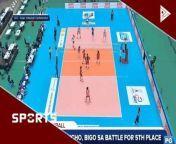 Choco Mucho, bigo sa battle for 5th place #PTVSports<br/>