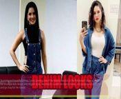 Sunny Leone's hottest looks in comfortable denim.