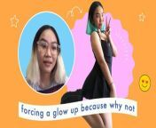When you're feeling tired and unmotivated, one of the best ways to make yourself feel better is by doing little things that amount to a ✨glow up ✨<br/><br/>Cosmo Beauty EA Cheska Santiago (@cheskasntg) was in need of a serious and quick change, so she colored her hair, put on press-nails, applied makeup, groomed her brows, and put on a cute outfit. It's amazing how these little things can make a person feel so much better immediately!<br/><br/>#glowup #transformation<br/><br/>VIDEO PRODUCED BY: Cheska Santiago<br/>VIDEO SHOT BY: Cheska Santiago<br/>VIDEO EDITED BY: Alyza Angeles<br/><br/>Check out more awesome videos from Cosmopolitan Philippines!<br/>http://bit.ly/CosmoYouTube<br/><br/>FOLLOW COSMO.PH!<br/>www.cosmo.ph<br/>www.facebook.com/Cosmopolitan.ph<br/>www.instagram.com/cosmopolitan_philippines<br/>www.twitter.com/cosmo_ph<br/>www.youtube.com/COSMOPOLITANPH<br/>www.open.spotify.com/user/cosmoph